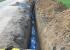 Nowy wodociąg w Kozach